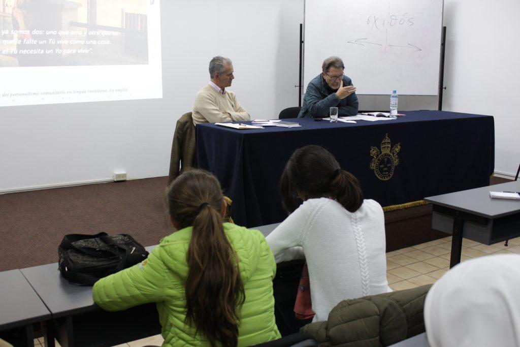 Doctor Carlos Díaz visitó la Facultad de Teología Pontificia y Civil de Lima 2 Doctor Carlos Díaz visitó la Facultad de Teología Pontificia y Civil de Lima