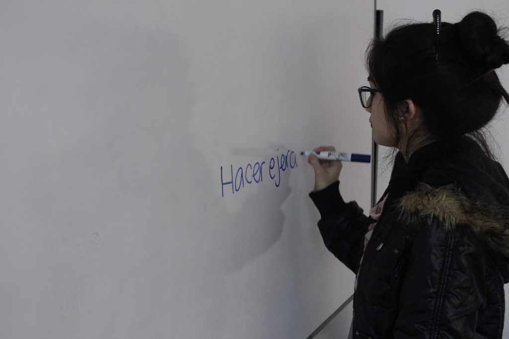 Alumnos realizaron taller para aprender a crear hojas de vida de impacto 1 Alumnos realizaron taller para aprender a crear hojas de vida de impacto