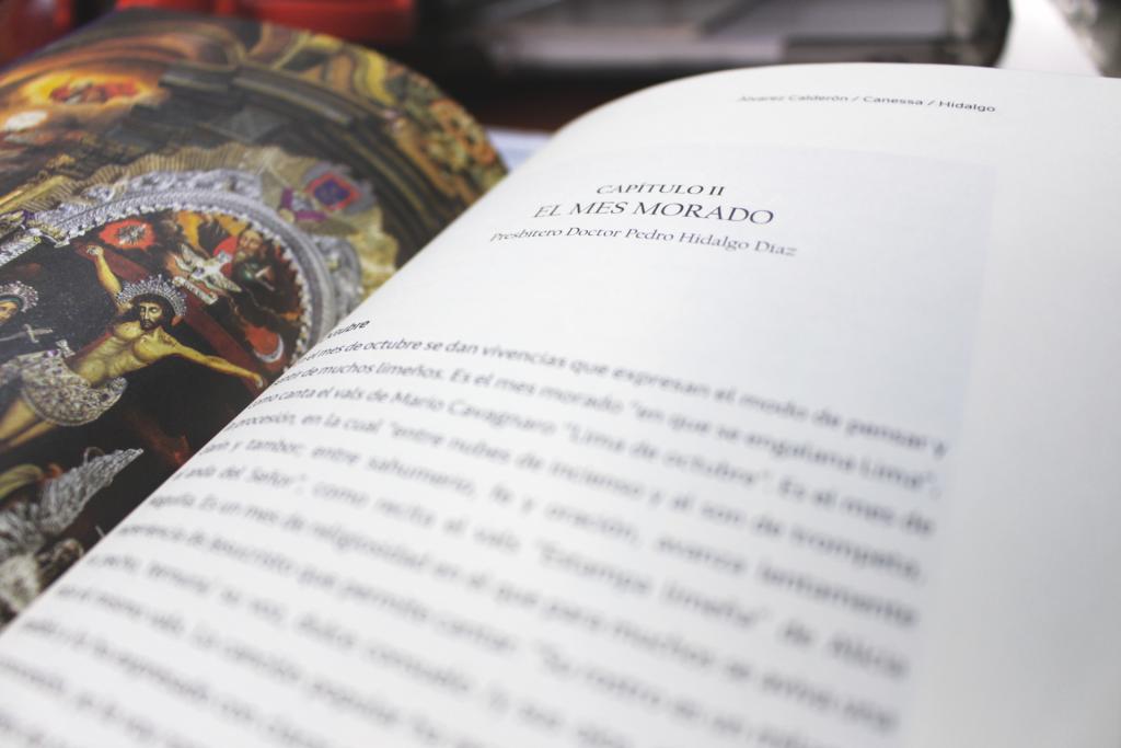 Padre Pedro Hidalgo presentará libro de coautoría en la 24 FIL LIMA 1 Padre Pedro Hidalgo presentará libro de coautoría en la 24 FIL LIMA