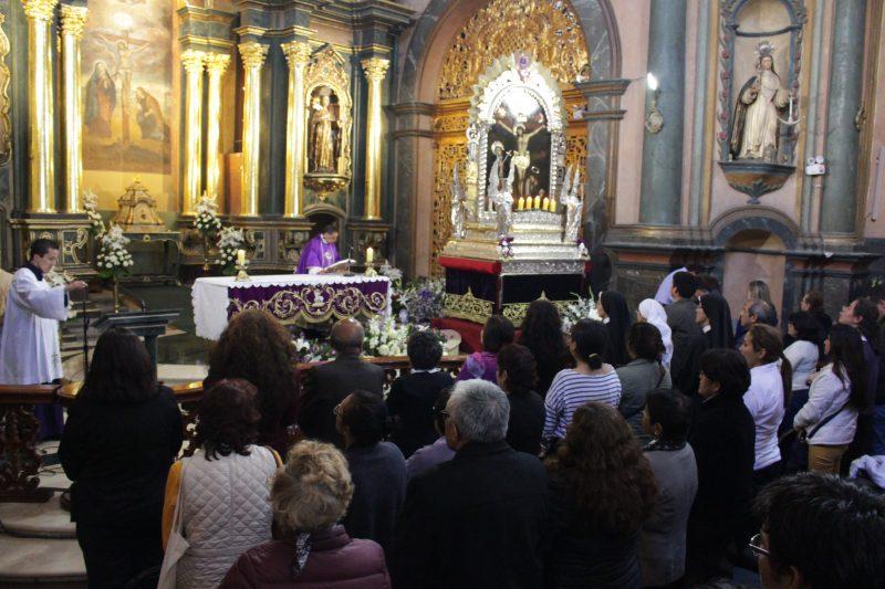 Misa Nazarenas