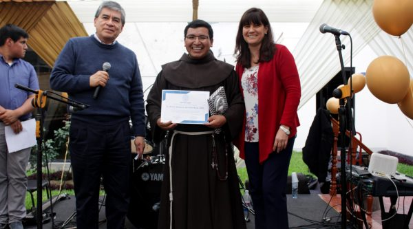 Ganador Concurso Ensayos Teológicos